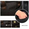 Кожаная сумка мужская черная Bostanten (bs0102-1black)